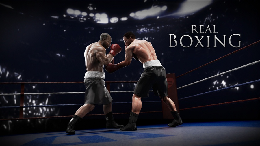 Real Boxing PC Download Poster