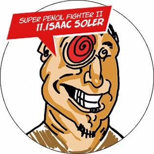 http://fb.com/LaCosaGuapaComics