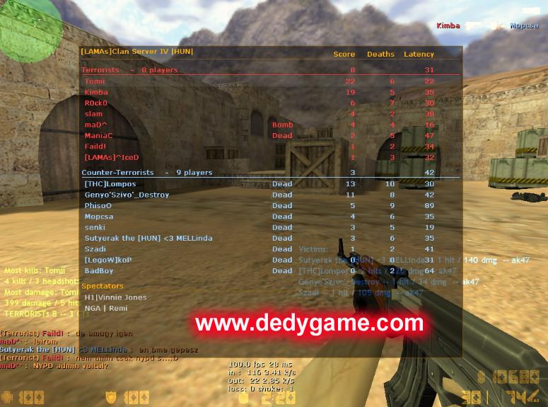 free download skin weapon counter strike 1.6