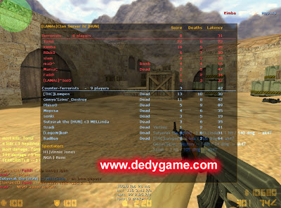 Counter Strike (CS) 1.6