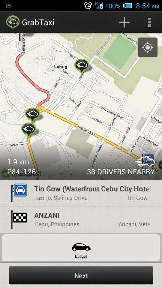 GrabTaxi App, Why I love this