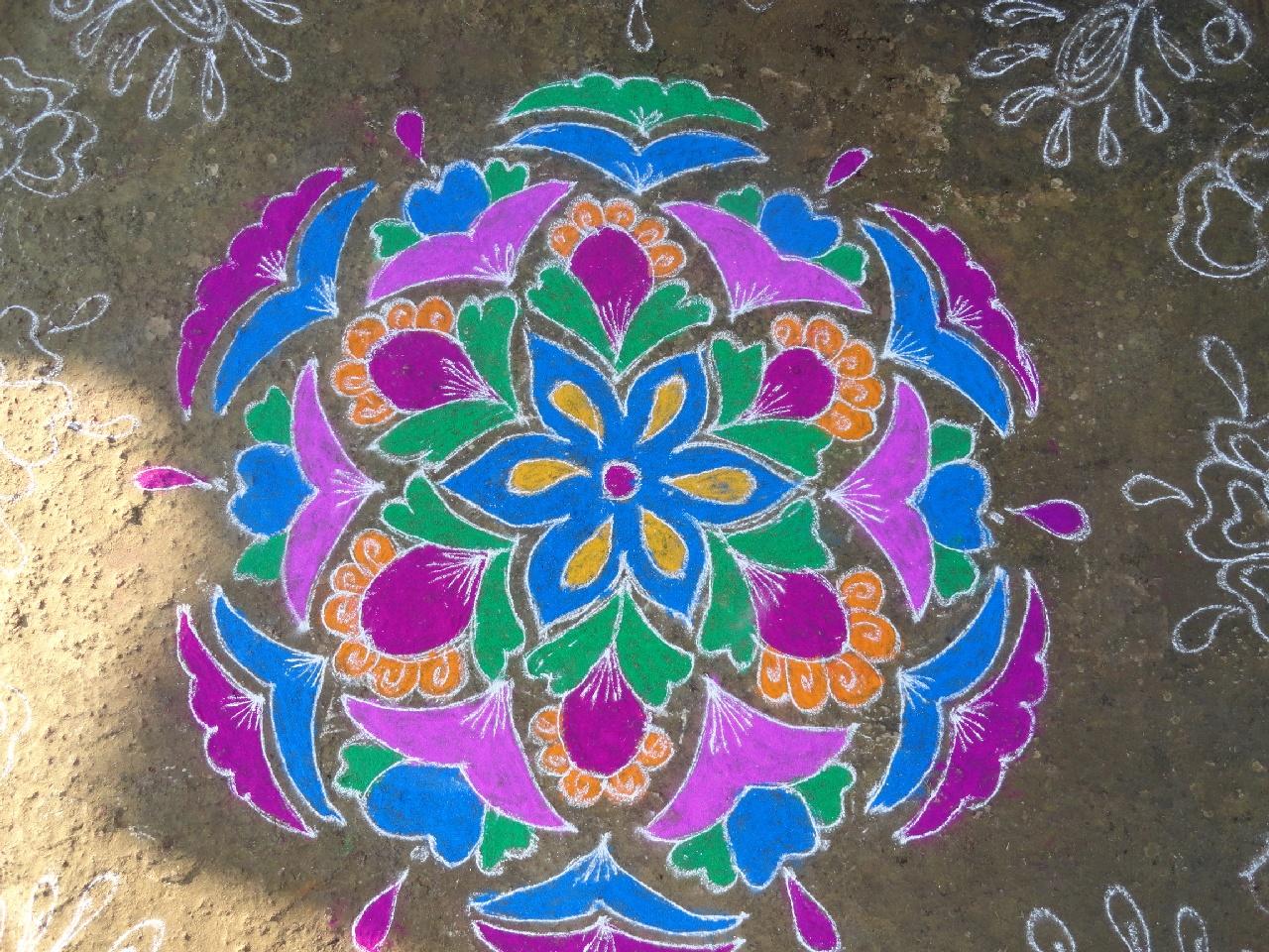 Sankranthi Muggulu Pics | New Calendar Template Site
