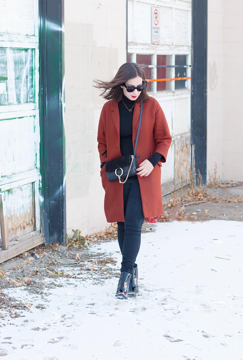 Minimalist fall fashion, Adventures in Fashion