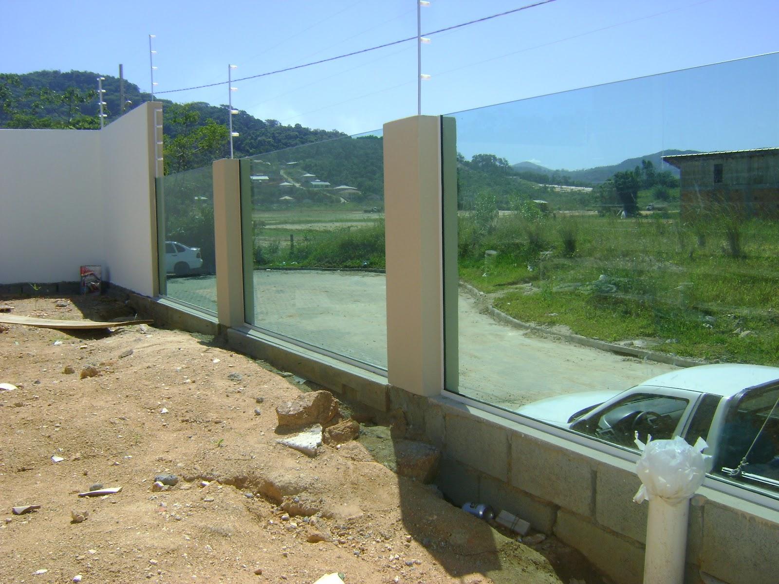 Imagens de #1468B7 Vidraçaria VidroMax: CASA GEMINADA BELA VISTA PALHOÇA 1600x1200 px 2108 Box De Vidro Para Banheiro Sao Jose Dos Campos