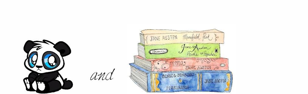 Cristi de la Panda and Books