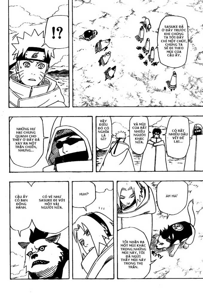 Naruto - Chapter 364 - Pic 11