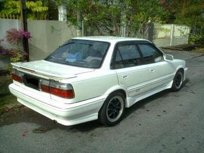 Foto Modifikasi Corolla Twincam 1988