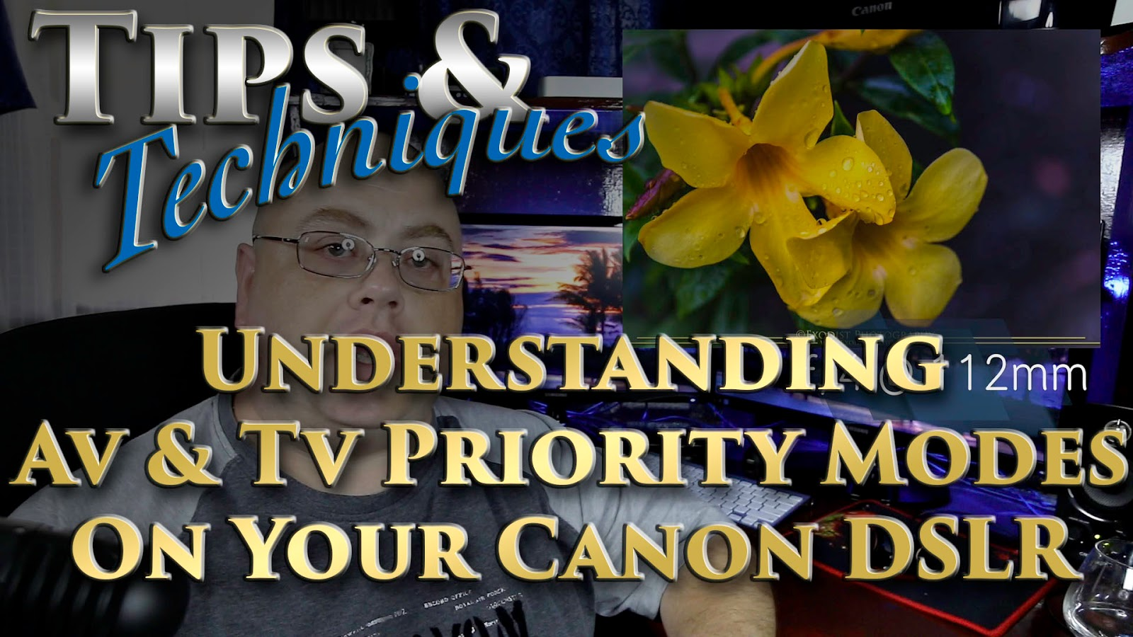 Understanding Aperture And Shutter Priority Modes On Your Canon DSLR