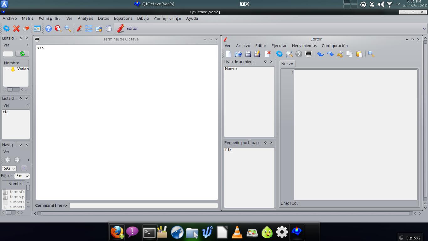 Instalar QtOctave en ArchLinux!   Taringa!
