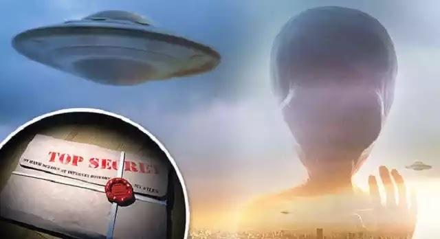 Μυστηριώδη εξωγήινα περιστατικά από τον Διεθνή Διαστημικό Σταθμό