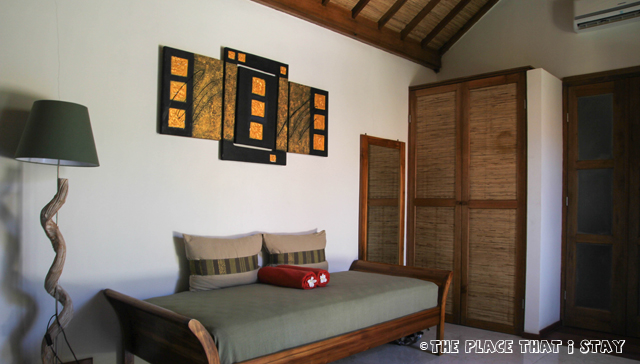 Gili Trawangan - Laguna Gili Beach Resort - The room (2)