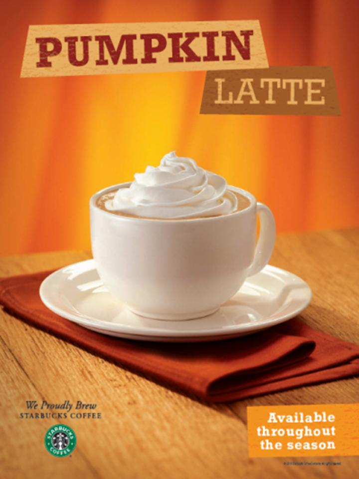 Sasaki Time: Copycat Recipes: Starbucks Pumpkin Spice Latte!