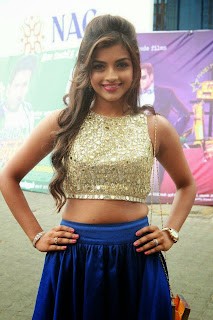 Ashna Zaveri Stills At Inimey Ippadithan udio Launch