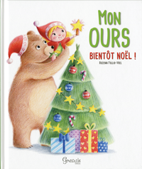 Mon Ours- Bientôt Noël !