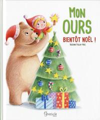 Mon Ours- Bientôt Noël !