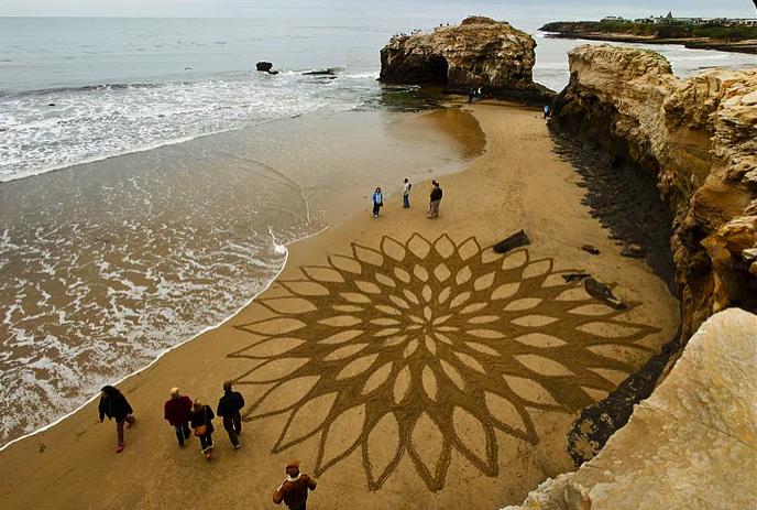 Brilliant Beach Ceremony Decor