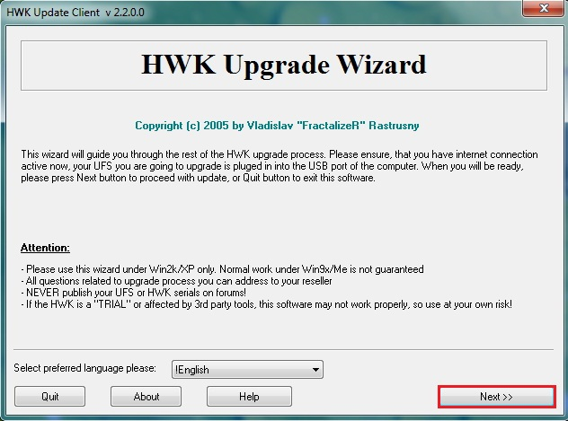 HWk New update 2013 new version