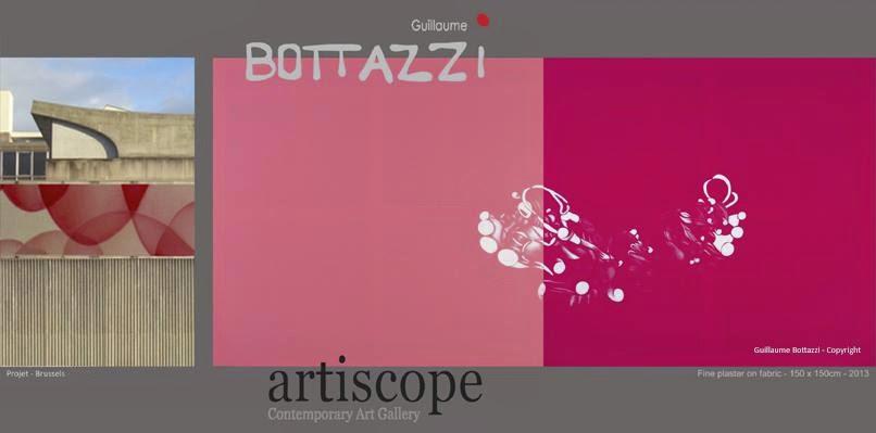 av. Montaigne : Guillaume Bottazzi, exposition personnelle
