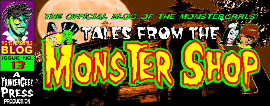 TALES FROM THE MONSTER SHOP