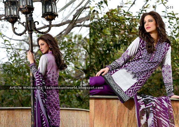 Gohar Lawn Collection 2015-2016 - 010