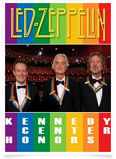 lze Led Zeppelin   The Kennedy Center Honors   HDTV