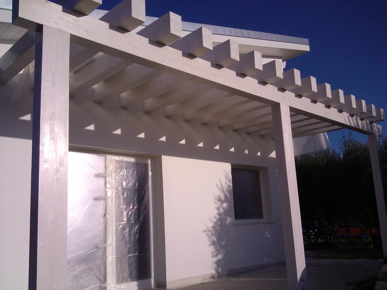 La mia casa in legno l 39 impianto elettrico e il pergolato for Impianto elettrico casa in legno