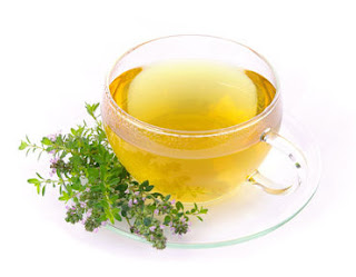 Чай с чабрецом