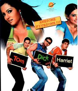 Download - Tom, Dick e Harriet – HDTV AVI Dublado ( 2013 )