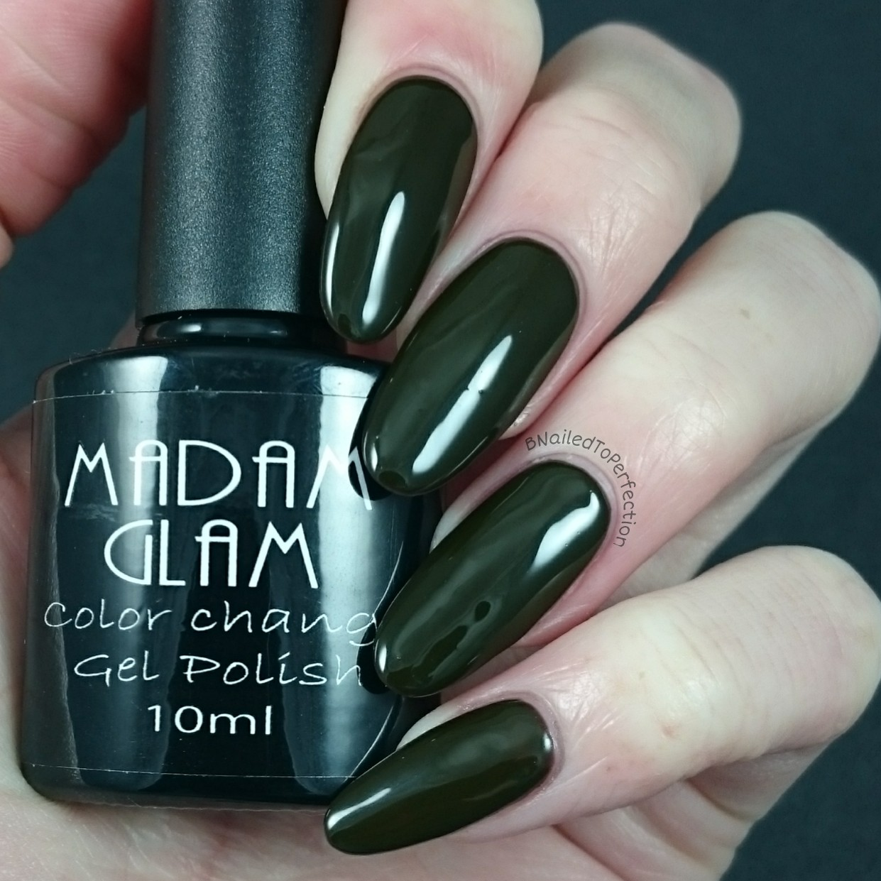 B Nailed To Perfection: Madam Glam Swatches and Review
