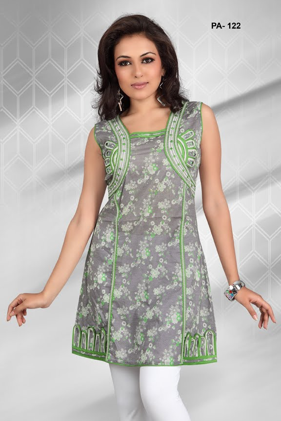 Mumbai fashion latest kurtis
