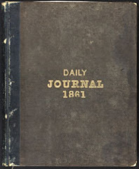 A CIVIL WAR JOURNAL of a 59th INDIANA VOLUNTEER - A Blog
