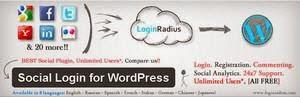 Social Login for WordPress Plugin