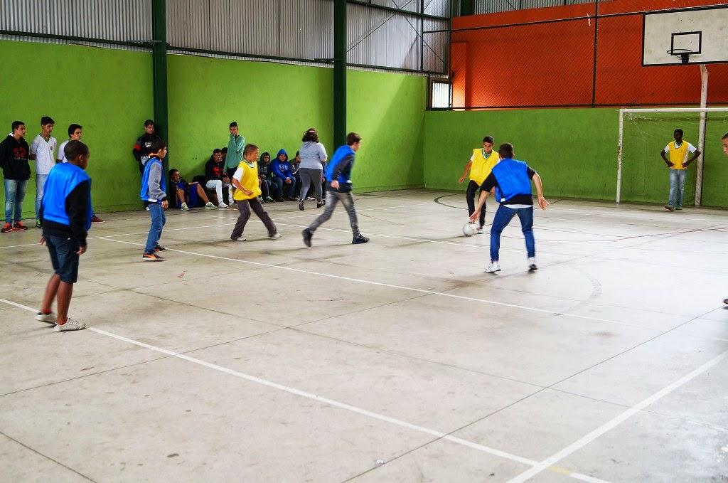 Escolas Municipais de Teresópolis participam do Dia do Desafio promovido pelo Sesc