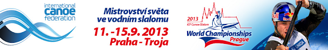 PIRAGÜISMO-Mundial de slalom 2013 (Praga, República Checa)