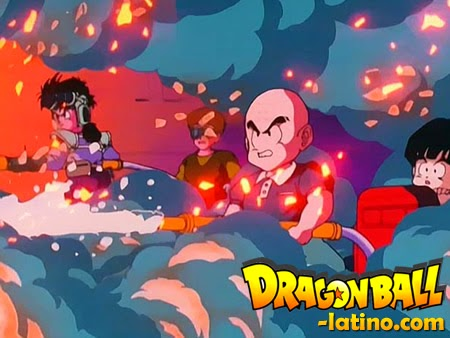 Dragon Ball Z capitulo 40