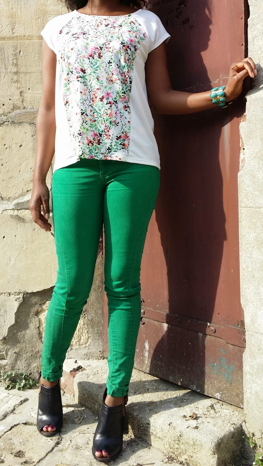 tenue du jour-chic-simple-original