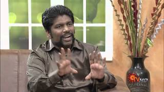 Virundhinar Pakkam – Actor Shanmugarajan – Sun TV Show 03-09-2013
