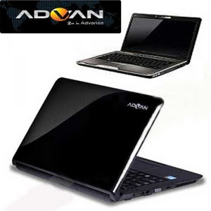 spesifikasi laptop advan