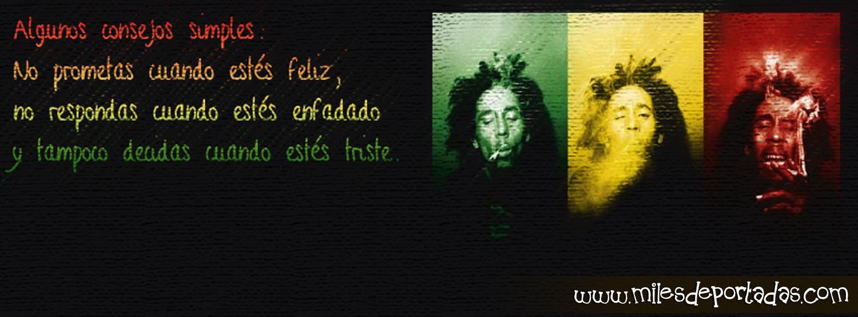 Portadas para Facebook – Bob Marley