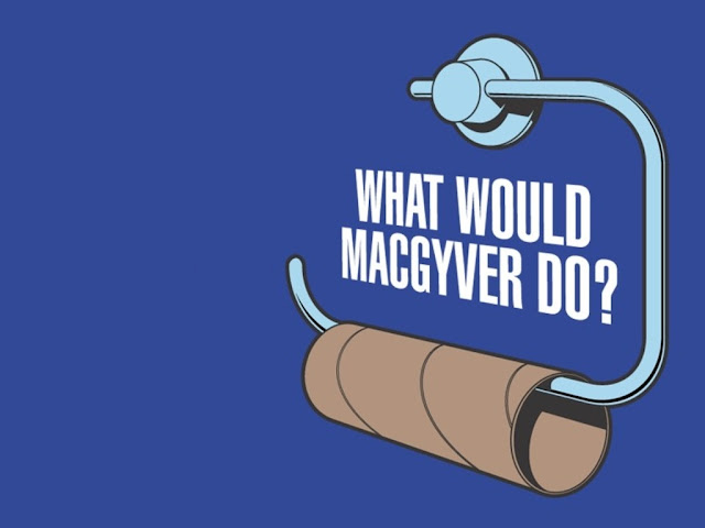 funny pictures, wallpapers, αστείες εικόνες, MacGyver, toilet paper