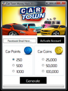 Car Town Money Hack