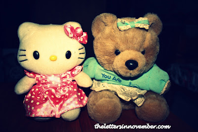 Hello Kitty, Teddy Bear