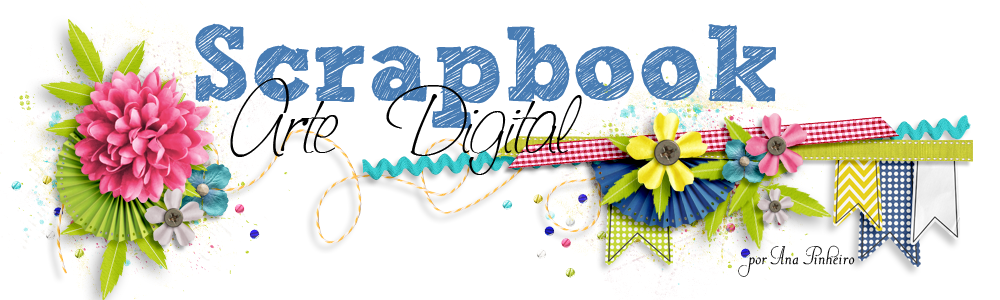 Scrapbook Arte Digital