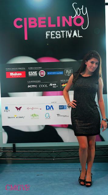 diana dazzling, fashion blogger, cmgvb, como me gusta vivir bien, soy cibelino, ifema, fashion festival