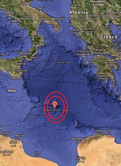 Magnitude 4.2 Earthquake of Pirgos, Greece 2014-09-14
