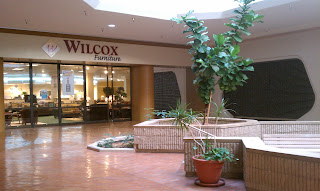 The Second Floor View Of The Wilcox Furniture Anchor.