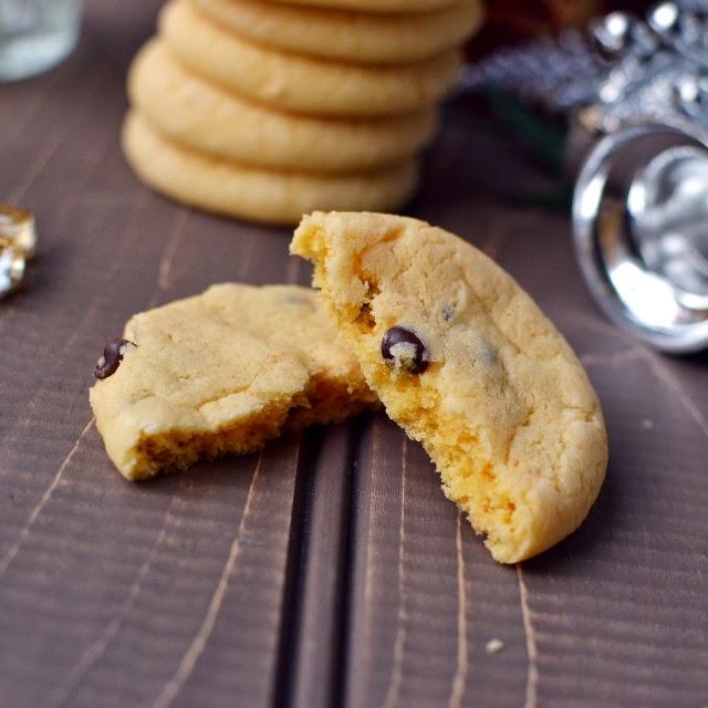 Custard Cookies (Eggless recipe)