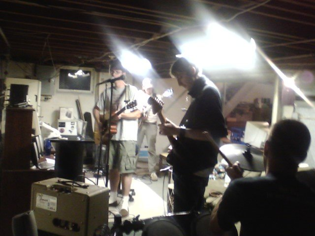 From band practice
