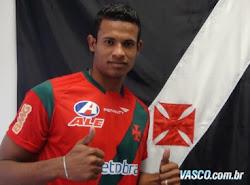 Vasco contrata o goleiro do Nova Iguaçu para ser a sombra de Prass.