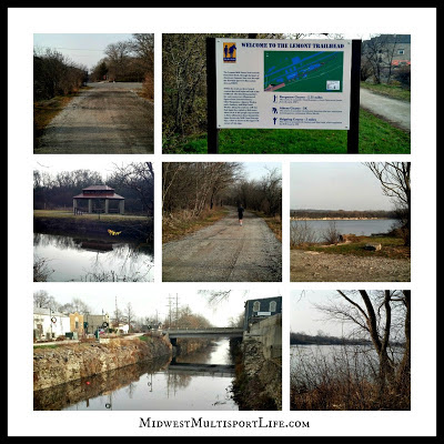 Illinois and Michigan Canal Trail Lemont